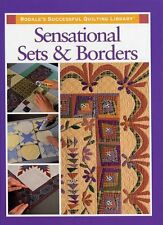 Sensational Sets and Borders (Rodales Successful Quilting Library) by Sally Sch