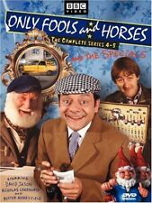 Only Fools and Horses: The Complete Series 4-5 and the Specials [New DVD] Gift