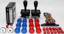 Jamma 750-IN-1 Mame, Retro PI Classic Arcade Multicade cocktail game control kit