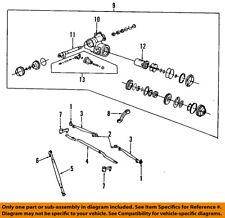 Dodge CHRYSLER OEM 95-97 B2500 Steering Gear-Inner Tie Rod End 52038288