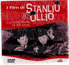 COFANETTO STANLIO E OLLIO FILM 13 DVD  - Nuovissimi ed originali