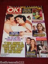 OK! MAGAZINE #828 - JOHN TRAVOLTA - MAY 22 2012
