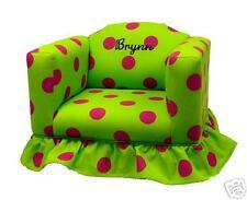 Jasmine's Ruffled Chair