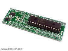 iCP23 iBoard Tiny x28 (Microchip 28pin PIC16F876A IO Board, Size: 7cm X 2.3cm)
