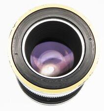 Wollensak Fastax Raptar Pro35 75mm f2.5 Military Grey Nikon SLR mount  #1