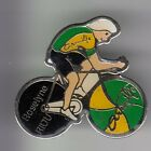 RARE PINS PIN'S .. VELO CYCLISME CYCLING FEMININ WOMAN ROSELYNE RIOU FRANCE ~C7
