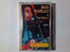 BOB MARLEY & THE WAILERS Vol. 2 mc ITALY UNIQUE SIGILLATA RARISSIMA