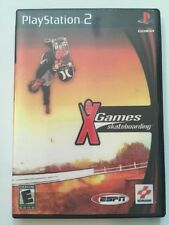 ESPN X-Games Skateboarding (PlayStation 2, 2001)