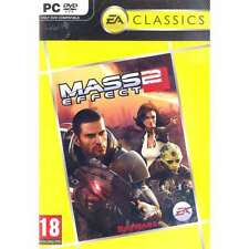 Mass Effect 2 Classics - PC DVD - New & Sealed