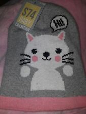 Kitty Cat Anime Baby Child Size Hat