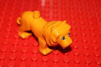 Lego Duplo Zoo - großer Löwe neue Figur für den Zoo, Tiere Safari Set 6172