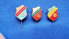 3 pin badge - FIFA WORLD CUP WC 78 ARGENTINA 1978 - YUGOSLAVIA EDITION