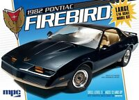 MPC 1982 Pontiac Firebird 1/16 scale plastic model car kit new 858