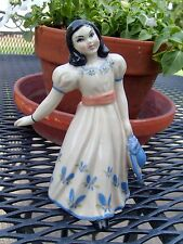 Antique Porcelain Little Bo-Peep Figurine