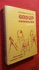 Introduction to Group Counseling by Doug Gross; Dave Capuzzi