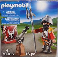 Playmobil Ei 70086 Ritter Spanier mit Kanone Munition Konquistador   NEU