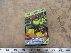 Imaginext DC Super Friends NEW Bat Tech Light up yellow lantern batman 04 4 toy