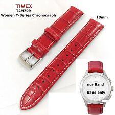 TIMEX Ersatzarmband T2M709 T-Series Damen Chronograph - 18mm multifit Ersatzband