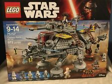Lego STAR WARS REBELS CAPTAIN REX'S AT-TE Set #75157 SEALED MIB