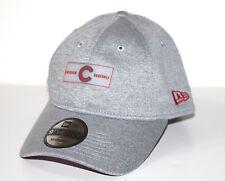 Chicago Cubs New Era 9Twenty Adjustable Cap Clear Logo Gray Hat NWT