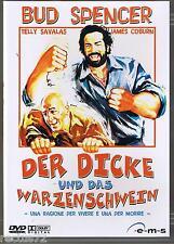 Der Dicke und das Warzenschwein  DVD >Neu