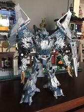 Transformers 2007 Voyager Ice Megatron (no Missle)