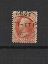 États-Unis d'Amérique 1875 A. Jackson un timbre oblitéré /T2376