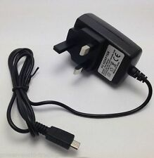New UK Mains Charger Adapter for Blackberry Torch 9800 9860 Z10 Q10 9320 9900 CE