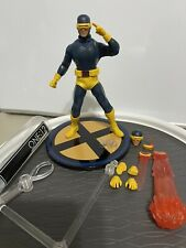 Mezco One 12 X-men Cyclops PX Exclusive Figure Loose