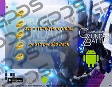 Gundam Battle Gunpla Warfare Haro Chips
