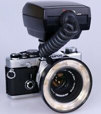 Olympus T10 ringflash with T power control 1