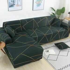 Elastic Sofa Covers L Shape Sofa Sofa Cover Stretch Corner Couch Cover Slipcover