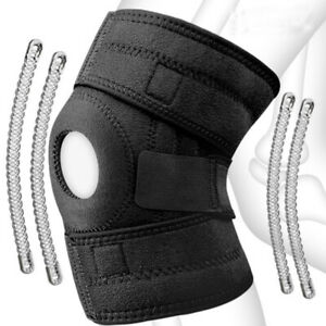 Non-slip Running Knee Pads Breathable Football Knee Pads Fitness Protective Gear