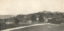 D0042 Potenza - Panorama del lato occidentale - Stampa d'epoca - 1925 old print