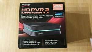 Hauppauge HD PVR 2 GE Plus Gaming capture device - boxed with all leads
