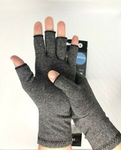 Physio Arthritis Gloves compression joint finger wrist hand support pain relief