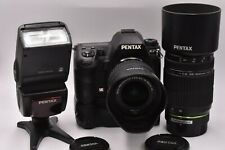 Pentax K-7 Digital DSLR Camera Kit With All The Extras