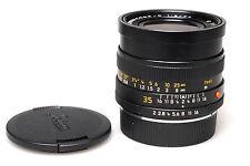 Leica Summicron-R 35mm F/2 E55 ROM