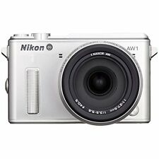 Nikon 1 AW1 Water & Shockproof Interchangeable Camera 11-27.5mm Lens Kit Japan .