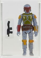 Star Wars 1979 Vintage Kenner Boba Fett (HK) Loose Action Figure AFA 80