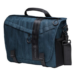 Tenba Messenger DNA 10 Camera Bag (Cobalt)> Quick Access to your gear fast!