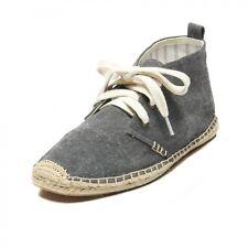 Soludos - MENS DESERT BOOT - Dark Gray Size US 8