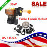 HP-07 Table Tennis Robots Automatic Ping Pong Ball Machine fit Training Exercise