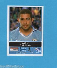 COPA AMERICA 2011 ARGENTINA-Figurina n.218- GARGANO -URUGUAY-NEW BLACK