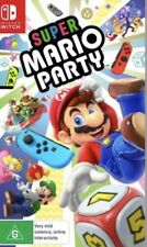 Super Mario Party - Nintendo Switch Sealed Brand NEW