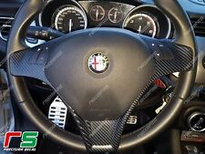 alfa romeo mito giulietta ADESIVI decal cover volante full sticker carbonlook