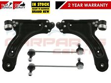 FOR VAUXHALL COMBO MK2 LOWER WISHBONE SUSPENSION ARM ARMS DROP STABILISER LINKS