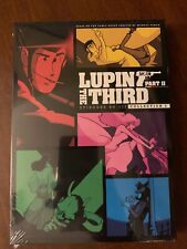 Lupin the 3rd: Part II Collection 3 DVD 80-117 Discotek Official Release
