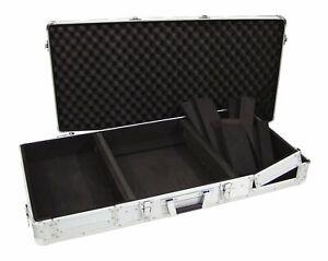 "FLIGHT FLY CASE valigia x 2 CDJ + MIXER 12"" CONSOLLE DJ TECHNICS PIONEER (5345)"