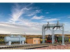 * Kibri scala N 7444  37444 Rifornimento loco vapore